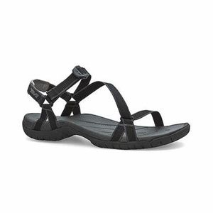 Teva Women's Zirra Sandal in Black 9